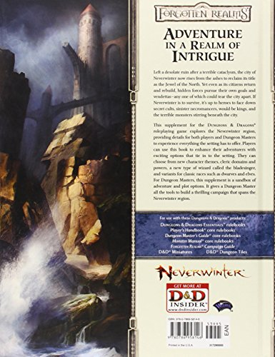Neverwinter Campaign Guide (Dungeons & Dragons)