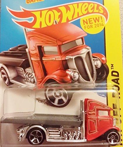 2014 Hot Wheels Fast-Bed Hauler 105/250 - 1