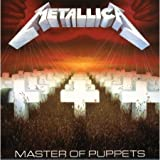 Pop CD, Metallica - Master Of Puppets[002kr]