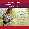 The Truth About Lady Felkirk Audiobook by Christine Merrill Narrated by Jenny Sterlin