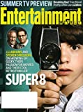 img - for Entertainment Weekly June 17 2011 Joel Courtney/Super8 on Cover, J.J. Abrams & Steven Spielberg on Super8, Summer TV Preview, No Doubt, 13 Reasons Why book / textbook / text book
