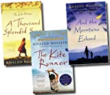 Khaled Hosseini Khaled Hosseini Collection 3 Books Set (And the Mountains Echoed, A Thousand Splendid Suns, The Kite Runner)