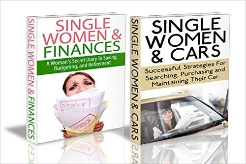J.J.Jones - Finances Box Set #5: Single Women & Finances & Single Women & Cars (Finance Questions, Finance, Budgeting, Cars, Vehicle Maintenance, Independence, Money Management, Saving, Tips for Saving)