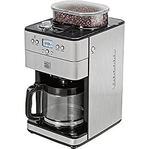 Kenmore Elite Coffee Maker With Grinder Manual : Amazon.com: Kenmore Elite Elite 12-Cup Coffee Grinder and Brewer, Stainless Steel: Drip ...
