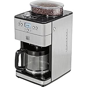 Crofton Coffee Maker With Grinder Instructions : Amazon.com: Kenmore Elite Elite 12-Cup Coffee Grinder and Brewer, Stainless Steel: Drip ...
