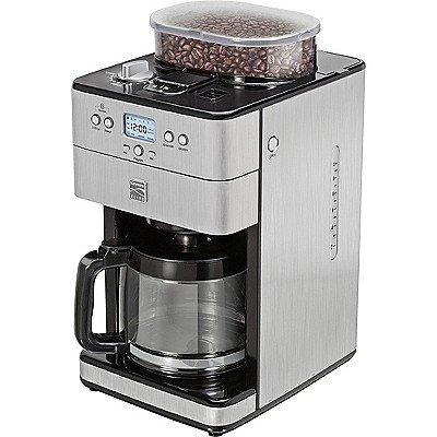 Kenmore-Elite-Elite-12-Cup-Coffee-Grinder-and-Brewer-Stainless-Steel