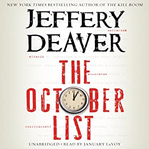 The October List Audiobook