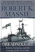 Amazon.com: Dreadnought (9780345375568): Robert K. Massie: Books