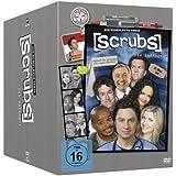 Scrubs: Die Anfänger - Die komplette Serie, Staffel 1-9 (31 Discs)