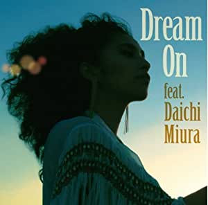 Miho Fukuhara - DREAM ON FEAT. DAICHI MIURA(+DVD)(ltd.) by Sony Japan