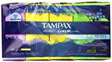Tampax Pearl Compak Plastic, Triplepack With Light/Regular/Super Absorbencies, Unscented Tampons, 40 Count (Pack of 2) by Tampax - Best Reviews Guide