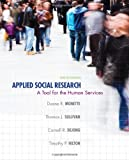 img - for Applied Social Research: A Tool for the Human Services book / textbook / text book