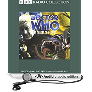 Doctor Who: The Ghosts of N-Space