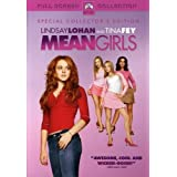 Mean Girls (Full Screen Edition) ~ Lindsay Lohan