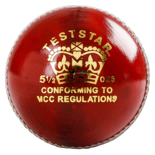 CA Test Star 5.5oz Senior Brand New Grade A Cricket Ball