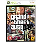 Grand Theft Auto IV (Xbox 360)by Rockstar
