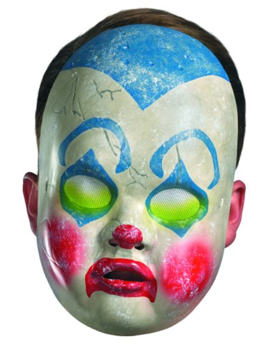 Clown Baby Doll Mask Costume Accessory front-991018