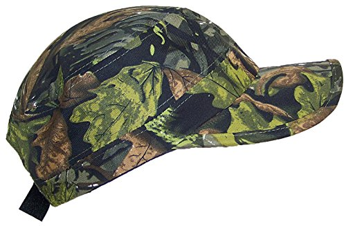 Adult Camouflage Ballcap, Forest Camo made our list of camping gifts couples will love and great gifts for couples who camp