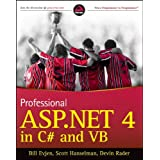 Professional ASP.NET 4 in C# and VB ~ Bill Evjen