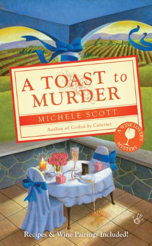 Image for A Toast to Murder (A Wine Lover's Mystery)