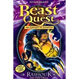 Rashouk the Cave Troll (Beast Quest - The Amulet of Avantia)by Adam Blade