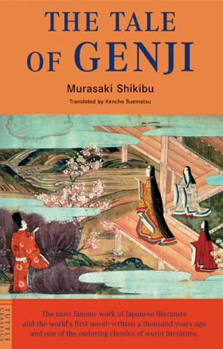 The Tale of the Genji: A Novel in Six Parts, Volumes One and Two, Murasaki Shikibu