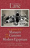 img - for An Account of the Manners and Customs of the Modern Egyptians book / textbook / text book