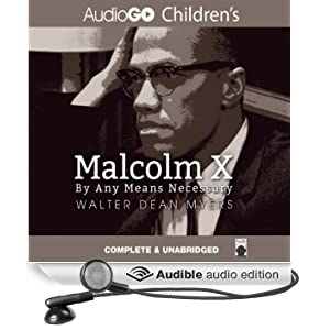 Malcolm X: By Any Means Necessary (Unabridged)