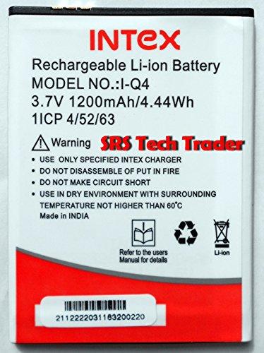 Intex 1200mAh Battery (For Intex Aqua Q4)