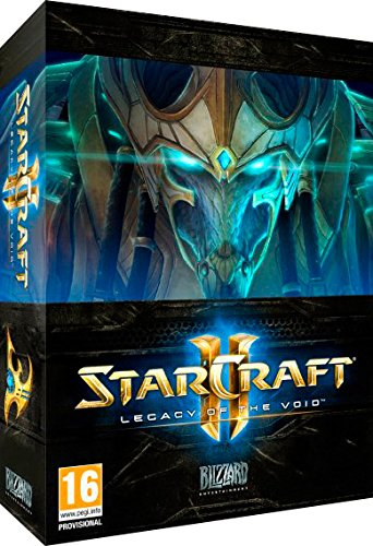 Starcraft 2: Legacy of the Void - Collector s Edition