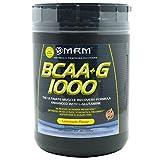 MRM社 BCAA+G 1000 1000g (レモネード)