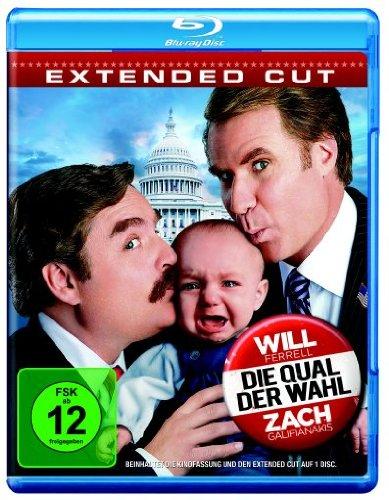 Die Qual der Wahl - Extended Cut (+ Kinofassung) [Blu-ray]