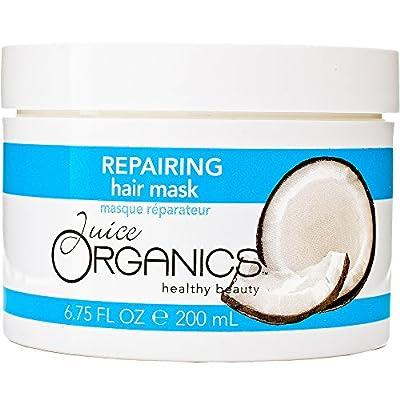 Juice Organics Repairing Hair Mask, Coconut
