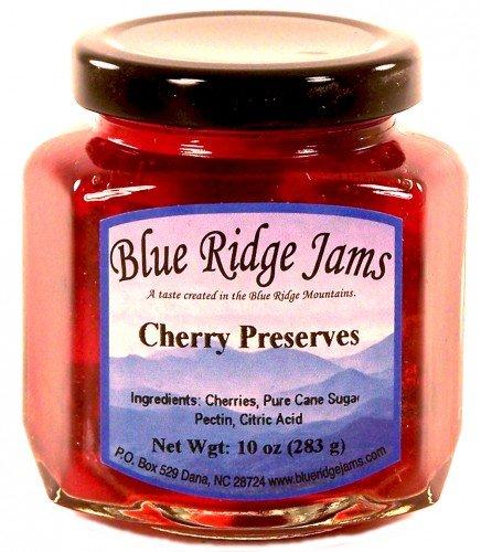 Blue Ridge Jams: Cherry Preserves, Set of 3 (10