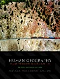 img - for Human Geography: Places and Regions in Global Context, Third Canadian Edition with Companion Website (3rd Edition) book / textbook / text book