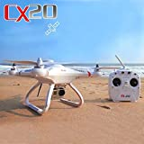 MyBDJ Cheerson CX-20 2.4G 4CH GPS Auto-Pathfinder RC Quadcopter Drone Headless Mode