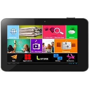 logicom tablife 70 tablette tactile 7 cm processeur arm cortex 8803 1 ghz 4 go android. Black Bedroom Furniture Sets. Home Design Ideas