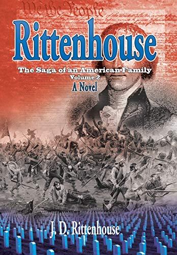 Rittenhouse The Saga of an American Family [Rittenhouse, J. D.] (Tapa Dura)