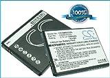 1200mAh Battery For SAMSUNG DoubleTime, Habrok, GT-B5510, Galaxy Y Pro