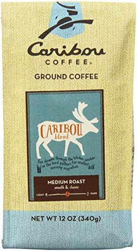 2-Pk. Caribou Coffee Blend Ground