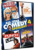 All-Star Comedy Spotlight: Four Movie Collection [DVD] [Region 1] [US Import] [NTSC]