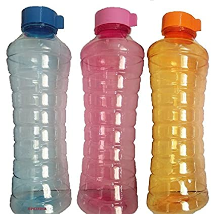 3pcs 1000ml Water bottles branded hpk