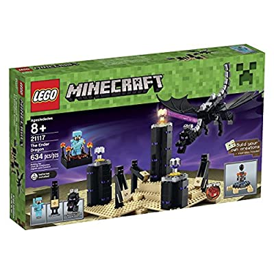 LEGO Minecraft 21117 The Ender Dragon (DESIGN 1, 2)