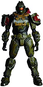 Square Enix Halo Reach: Play Arts Kai: Jorge Action Figure