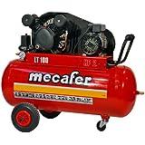mecafer 425136 compresseur 50 l 3 5 hp coaxial v bricolage. Black Bedroom Furniture Sets. Home Design Ideas