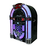 WINTECH ジュークボックス型MP3再生対応SD/USB/CDラジオ KBYL-05
