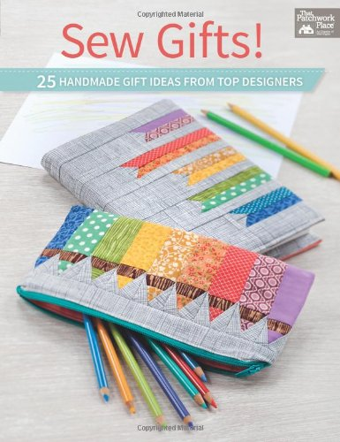 Sew Gifts!: 25 Handmade Gift Ideas From Top Designers front-394688