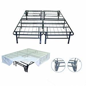bed frame and mattress. Black Bedroom Furniture Sets. Home Design Ideas