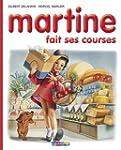 MARTINE FAIT SES COURSES 14