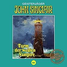Turm der weißen Vampire (John Sinclair - Tonstudio Braun Klassiker 66) Hörspiel von Jason Dark Gesprochen von:  div.